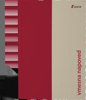 Naslovnica publikacije Vmesna napoved gospodarskih gibanj
